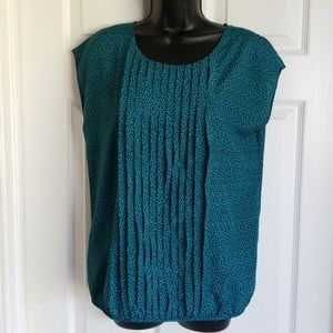 Ann Taylor Loft Blouse Top Never Worn Size Small